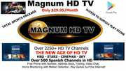 AFORDABLE HD TV SERVICE ALL ENGLISH CH 500+ SANISH HD $29.95/M